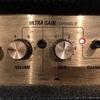 Marshall JCM2000 LEAD1のゲインコントロール効果検証