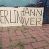 【現在ハンブルク】デュッセルドルフからベルリンまでヒッチハイク。優しい人ばかりです。