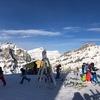 初めてのスキー:涙