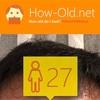 今日の顔年齢測定 224日目
