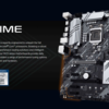 ASUS PRIME Z490-A, PRIME Z490-Pの製品画像リーク情報 /TechpowerUp【Intel】