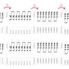 2曲目「曇天 / DOSE」~パワーコード以外のコードチェンジに慣れよう~