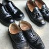 初体験…暑さも忘れる…靴磨き|本屋のひとりごと