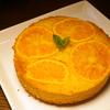 絶妙な甘さが最高に美味しいオレンジケーキのレシピ