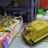 だいぶ戦車完成してきたよ