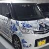 クリスマス痛車ふぇすた2012