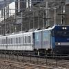 東京メトロ03系 長野電鉄向け甲種回送