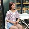 トリコロール★ボーダー★VネックTシャツ★
