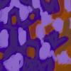 紫と土の色