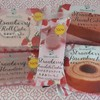 アフターヌーンティー監修あまおういちご焼き菓子5種がファミマで買える