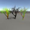 【Unity】木を生成できる「unity-procedural-tree」紹介
