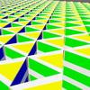 Unity:頂点生成三角柱のインスタンスの統合による高速化