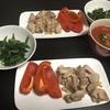 【手料理日記】とり肉とパプリカのシンプルグリル - 11日目 -