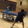 三重県 卓球 9月最終日の国府クラブ