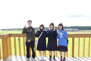 【空港から15分!】北の大地と馬を満喫できるノーザンホースパークに行ってみた!!by北海道千歳高等学校