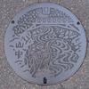 石川県加賀市のマンホール