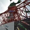 東京タワーの鯉のぼりと芝公園、そして都心の超穴場公園発見。