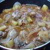 今日の夕飯は鶏肉のトマト煮込み【熟女の日常】