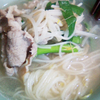 ひとり用手抜きランチ|鍋ひとつ!5分で出来ちゃうアジア麺風にゅうめん