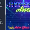 【Unity】デジタル風のエフェクト集「Hyperbit Arsenal」紹介($27.00)
