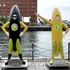 歴史とロマンあふれる港町 門司港 バナナのたたき売り発祥の地編