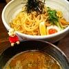 【今週のラーメン681】 紀州和歌山らーめん たかし (大阪・京橋) つけ麺・大盛り
