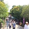 暑い京都 と秋の気配