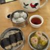 點心之家の朝食と朝市の買い物@プラウティクス