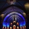 ノートルダム ド モントリオール大聖堂 (Basilique Notre-Dame)でプロジェクションマッピングショー