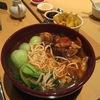 本格派ラーメン。ジャカルタ「アリラジャカルタ」にある中華料理店「上海ストーム」