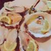 牡蠣入レ時というネーミングセンスに惹かれて。牡蠣や魚を楽しめるアットホームな店!