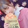 山岸りこりこ、1人で浅草寺に初詣して焼きたてメロンパンと豪勢な手打ちうどんを食べる