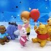 ならぶんです。Winnie the Pooh~かわいく並ぶ、くまのプーさんと仲間たち~