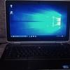【PC-WARP】windows10搭載ノートPC(中古)を激安でGETした話【おすすめ】
