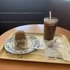 ドトールコーヒー&モンブラン