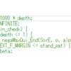 futility_cutとnull_move_pruningを導入してみたのだが、うまくいかない。