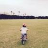 【年長】息子が自転車乗れるようになりました【ストライダー効果】