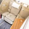 キャセイパシフィック航空 B777-300ER/77H ファーストクラス CX711 香港→シンガポール搭乗記 2017年