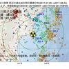 2017年08月24日  女川原子力発電所周辺の地殻変動と地震活動