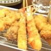 【オススメ5店】柏・南柏・松戸・新松戸・我孫子(千葉)にある串揚げが人気のお店