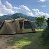 初めてのファミリーキャンプのテントとして、コールマンのタフスクリーン2ルームハウスを選んだ理由