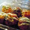 Japanese snack 「Takoyaki」