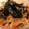 food log/エノキム納豆