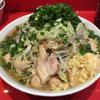 1日350gの野菜を摂りたいなら二郎を食べればいいじゃない fromラーメン二郎西台駅前店(仮店舗)