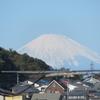 久しぶりに富士山!