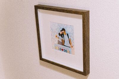 【毎朝優しい気持ちになれる】玄関に大切な瞬間の写真を飾ろう!