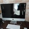 i Mac21.5インチ。4kをほんの少し安く買いました。