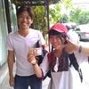 プロサッカー選手ZONOさんとの出会いとバンコクでスマホの画面修理