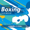 Fit Boxing フィットボクシング(1)