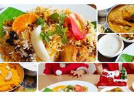 今年はいつもと違うメニューでおうちクリスマス! ビリヤニほか「インドのご馳走」で子供とパーティーしてみた